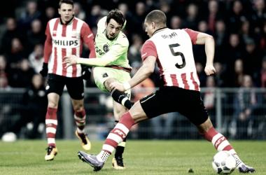 Previa Ajax - PSV Eindhoven: La lucha de dos históricos I Foto: Eredivisie