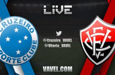 Resultado do jogo Cruzeiro x Vitória  no Campeonato Brasileiro 2014