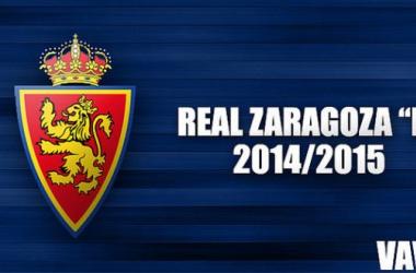 Temporada Real Zaragoza B 2014-2015, en VAVEL