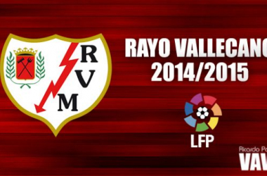 Rayo Vallecano 2014/2015
