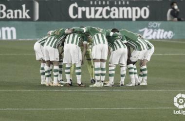 Real Betis Balompié – Athletic Club: puntuaciones del Real Betis, cuartos de final de la Copa del Rey