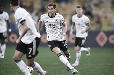 Leon Goretzka no estará en el primer partido de la Euro ante Francia y lo esperarán en lo que resta de la cita continental | Fotografía: DFB