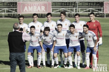 El Deportivo Aragón es el más goleador y el menos goleado de su grupo