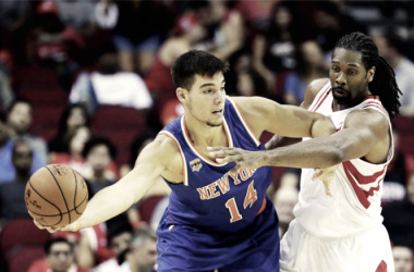 Willy Hernangómez fuera del Rising Stars de la NBA