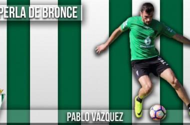 La perla de bronce: Pablo Vázquez, cabeza fría y corazón caliente