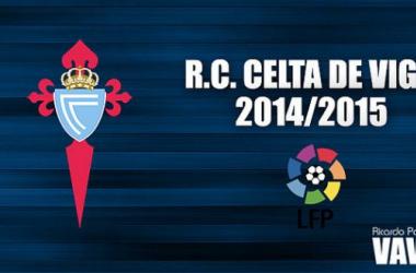 Real Club Celta 2014/2015: siguiente escalón
