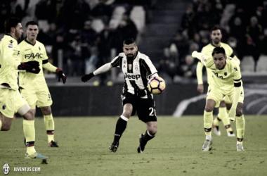 El tachirenserealizó un muy correcto partido / Fotografía: Juventus.com