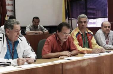 La FVF se pronunció al respecto / Foto: Archivo Prensa FVF