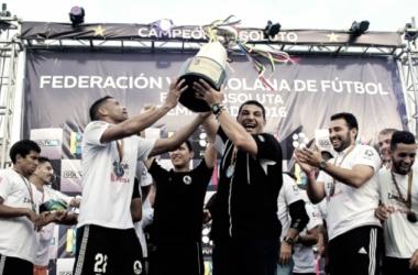 Zamora FC, campeones absolutos 2016. FOTO: Noticiasvenezuela.org
