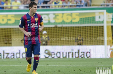 FC Barcelona - Eibar: puntuaciones del FC Barcelona, jornada 8