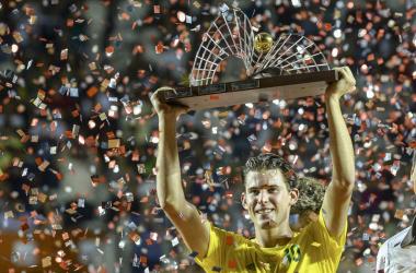 Conexão Buenos Aires-Rio: Thiem tem a missão de quebrar tabu de cinco anos no Rio Open
