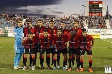 El Mallorca llega a Sabadell tras dos derrotas