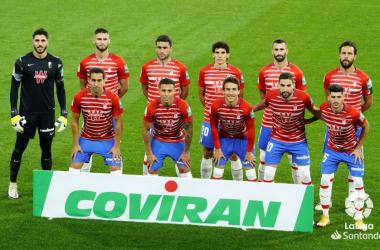 Granada CF - Levante UD : puntuaciones del Granada, jornada 8 de LaLiga