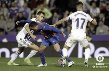Previa SD Eibar - Real Valladolid: salvación matemática conseguida