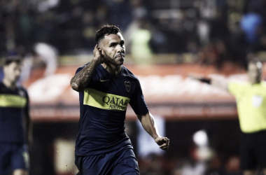 """Carlos Tevez: """"Jugamos a lo Boca"""""""