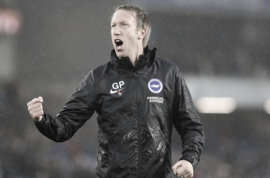 Graham Potter, Brighton y la cuarta división sueca