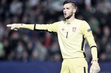 Filip podría llegar a la Superliga griega. | Foto: Asociación de Fútbol de Serbia