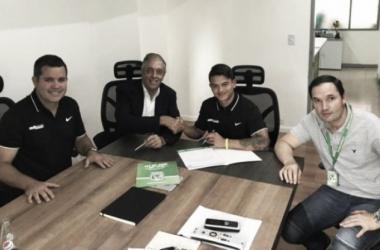 El club colombiano tendrá un toque de calidad en el mediocampo / Foto: Meridiano.