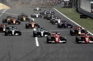 Resumen Clasificación GP de Hungría 2018 de Fórmula 1