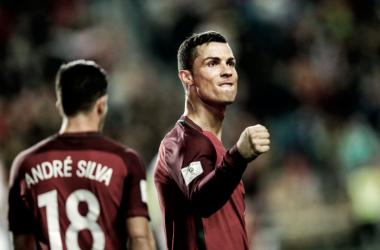 Cristiano Ronaldo pode ser consagrado o melhor do mundo em 2016 // Foto: Facebook Seleções de Portugal