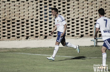 El Deportivo Aragón sigue a lo suyo