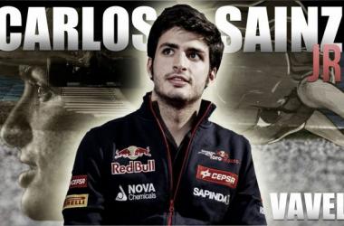 Carlos Sainz, a seguir los pasos de su padre