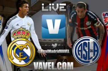Live Real Madrid - San Lorenzo, la finale de la Coupe du Monde des clubs 2014 en direct