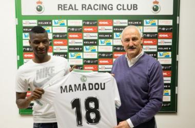 Mamadou Sylla, la nueva incorporación verdiblanca
