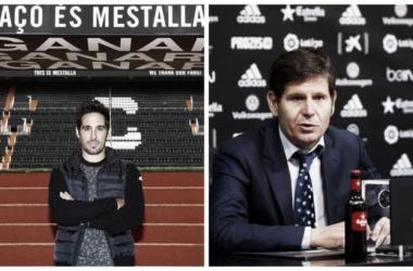 """Alemany, Vicente, y el """"trust the process"""" del Valencia"""