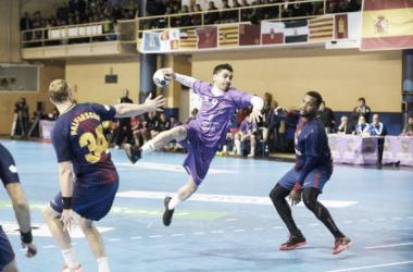 Resumen Barcelona Lassa (33-17) Quabit Guadalajara por la jornada 28 de la Liga Loterías Asobal