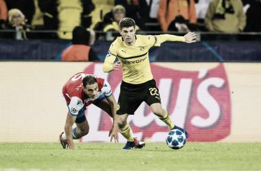 Borussia Dortmund empata com Club Brugge em casa, mas avança para as oitavas de final da UCL