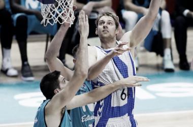 Henk Norel esta temporada / Fotografía: ACB