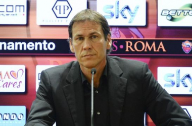 Roma - Bologna, Garcia predica concentrazione
