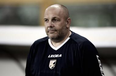 Tedino, allenatore del Palermo