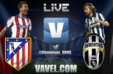 Resultado Atlético de Madrid - Juventus (1-0)
