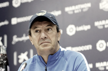 """José González: """"Aunque el Málaga será de segunda, su afición seguirá siendo de primera"""""""