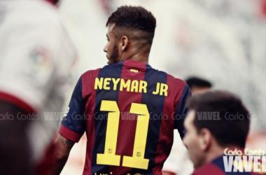 """Neymar: """"No voy a cambiar"""""""