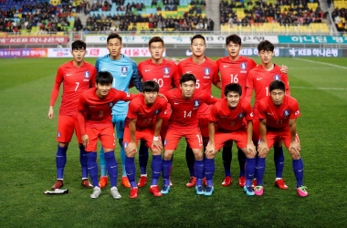 Resumen: Corea del Sur (1-0) Líbano por las Eliminatorias Asiáticas a Catar 2022