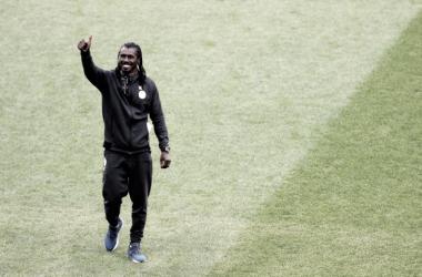 """Aliou Cissé: """"Mané es un jugador único"""""""