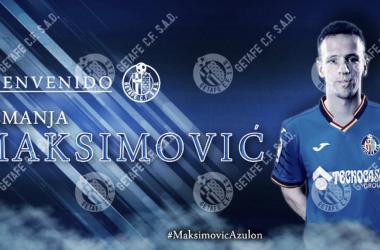 Maksimovic, nuevo fichaje azulón