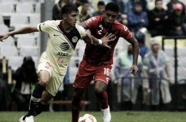 América venció a Veracruz 3-0 en su primer partido en la Copa Mx Apertura 2018 (Foto: Marca)