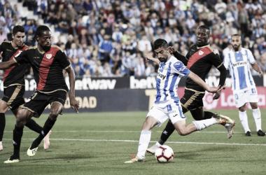 Leganés y Rayo Vallecano en la primera vuelta de LaLiga   Fotografía: LaLiga