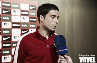 Etxeita: ''Nos espera otro partido muy importante el domingo''