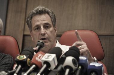 Rodolfo Landim espera início do Brasileirão até agosto com término em 2021