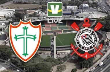 Portuguesa x Corinthians, Campeonato Paulista