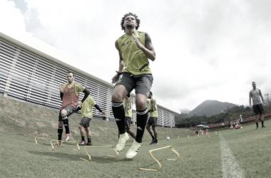 (Foto: Alexandre Vidal/ Flamengo)