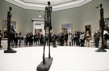 El legado de Giacometti recorre el Museo del Prado