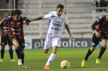 Es la tercera vez en el año que Godoy Cruz y Patronato se enfrentan por la Superliga. Foto: Diario Olé.