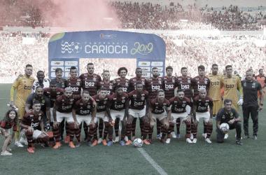 Uma derrota, chuva de vitórias: relembre a trajetória do Flamengo no Campeonato Carioca 2019