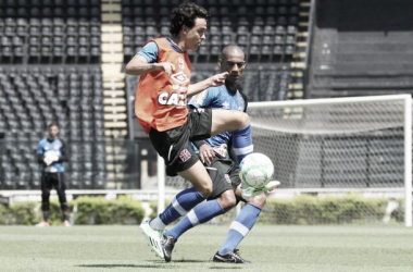 """Montoya espera ser titular no Vasco em 2015: """"Quero ser importante pro time"""""""